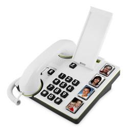 Téléphone Doro à grosses touches Memory + 319PH