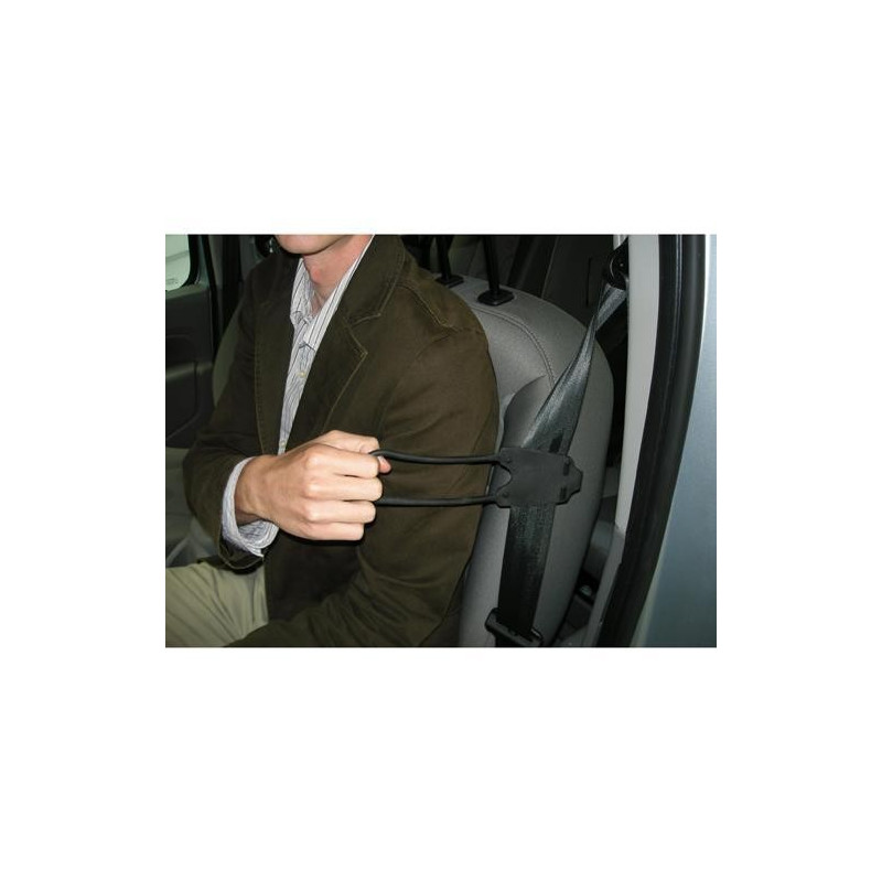 Lot de 2 tires ceinture de sécurité