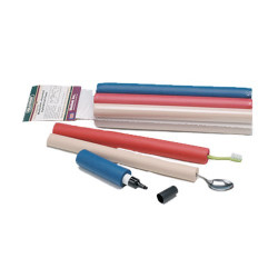 Assortiment 6 tubes mousse enfant