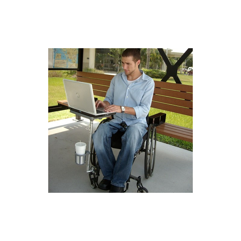 Tablette pour fauteuil roulant EzEnabler