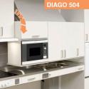 Elévateur de meubles hauts DIAGO cuisine PMR