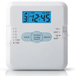 Pilulier électronique avec alarmes