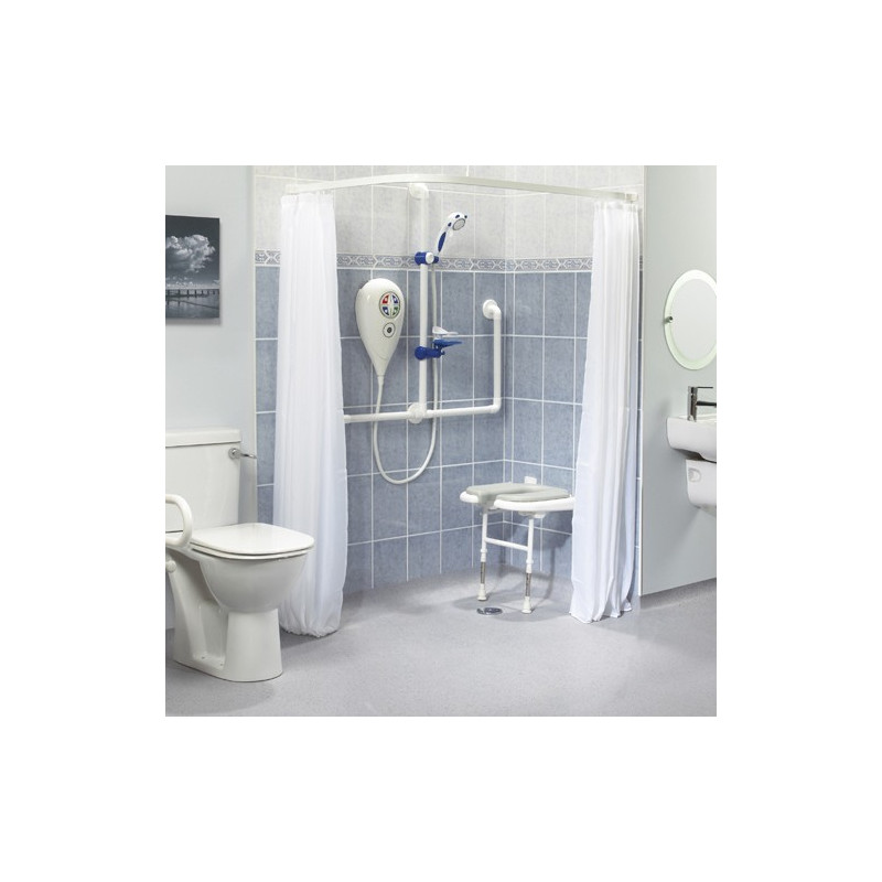 Sol de douche à l'italienne Tuff Form