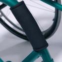Paire d 'enveloppes protectrices velcro pour tubes 6' V12