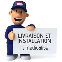 Forfait installation lit médicalisé