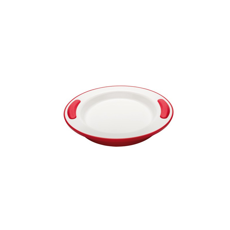 Assiette plate isotherme Vital