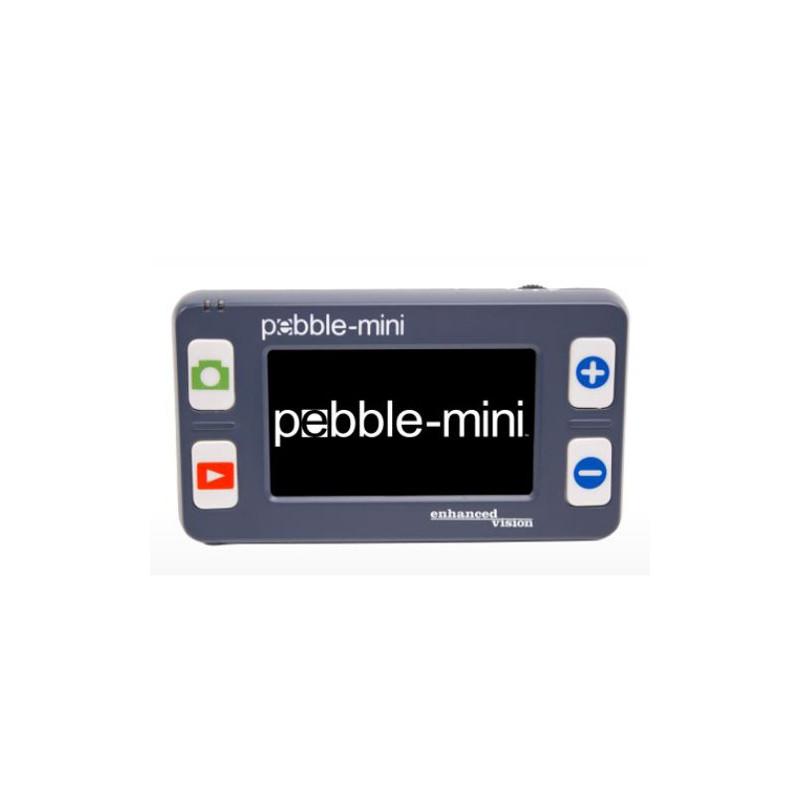Loupe électronique portable PEBBLE mini malvoyant