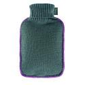 Bouillotte à eau TRENDY housse tricot