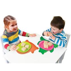 Set de table antidérapant pour enfants