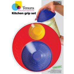 Set de cuisine antidérapant Tenura