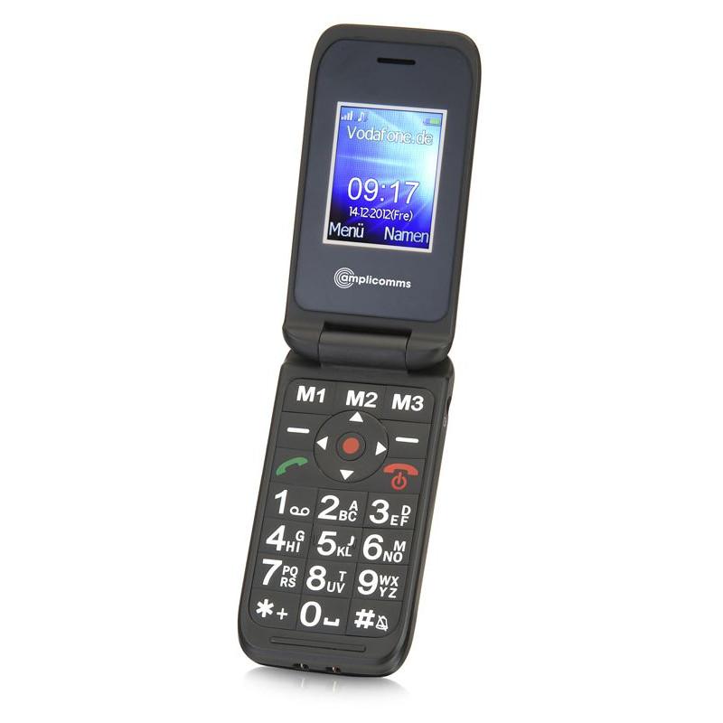 Téléphone portable PowerTel M6900