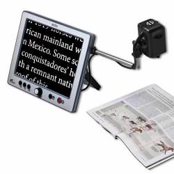 Téléagrandisseur HD vocalisé et compact DaVinci malvoyant