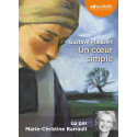 Livre audio CD : Un coeur simple