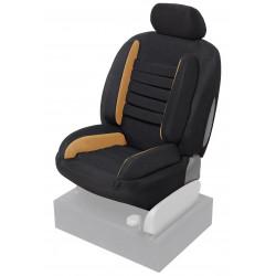 Housse baquet grand confort pour siège voiture