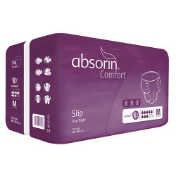 Slip Absorin Jour / Nuit - Taille M
