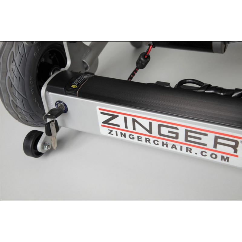 Batterie de rechange pour fauteuil roulant électrique Zinger