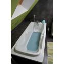 Tapis de baignoire extra long antidérapant