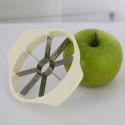 Tranche pommes en 8