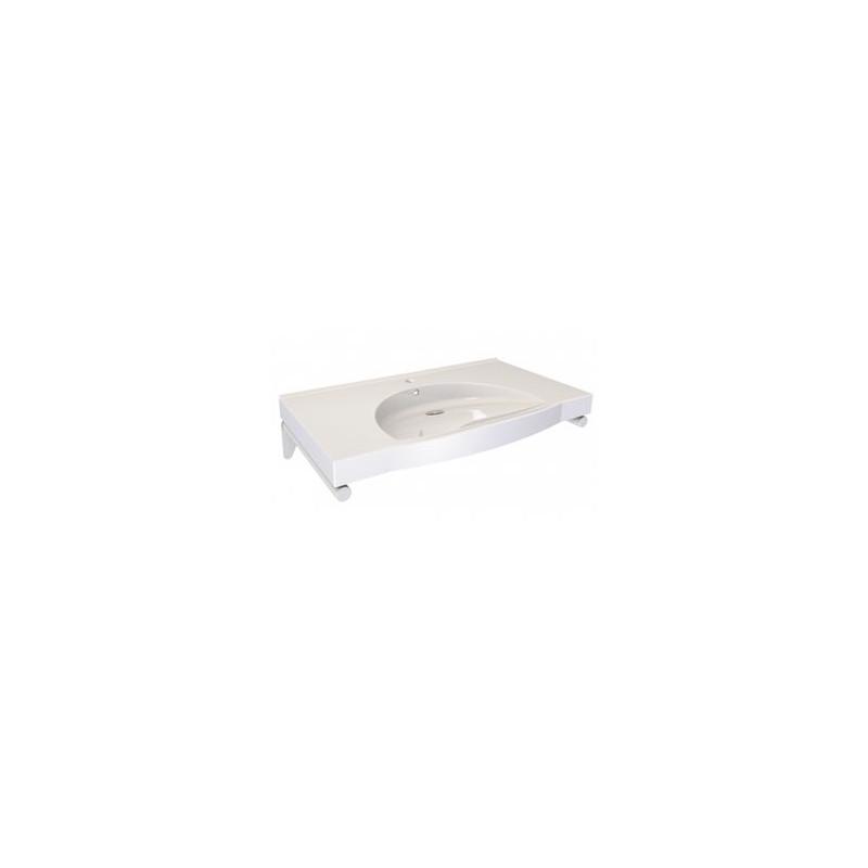 Lavabo PMR Basicline 400-022, centré