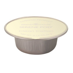 Lot de 6 capsules de cire parfumée Serene Pod Coconut Passion - 4 g