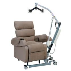 Kit accès soulève patient pour fauteuil Cocoon