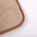 Tapis microfibre antiglisse
