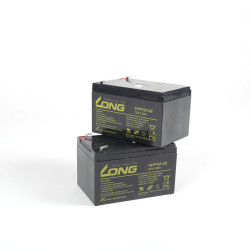Lot de 2 batteries pour mini scooter électrique pour handicapé Colibri