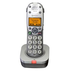 Téléphone sans fil AMPLICOMMS powertel 701 malentendant