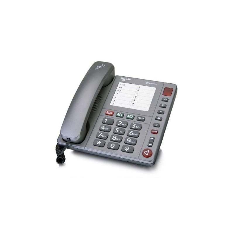 Téléphone amplicomms Powertel 90 malentendant
