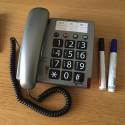 Téléphone amplicomms PowerTel 46 malentendant
