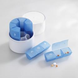 Pilulier - Hebdomadaire