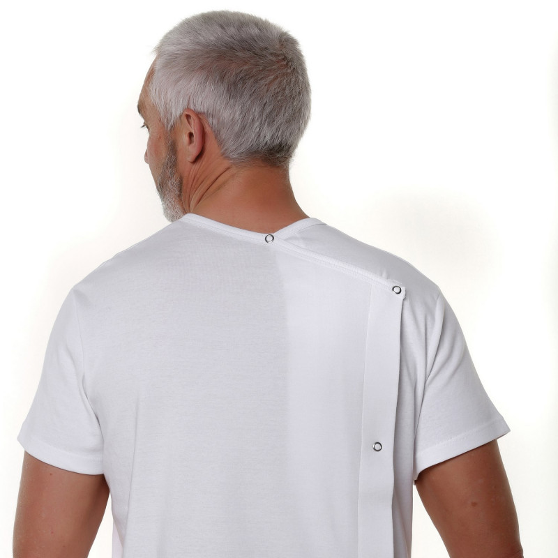 Tee-shirt manches courtes facile à enfiler Benefactor