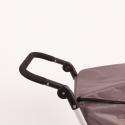 Chariot de courses - Monte bus
