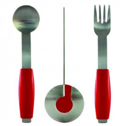 Set de couverts ergonomique - Ornamin