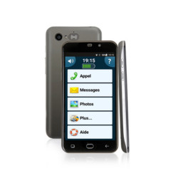 Téléphone portable PowerTel M9500 - Amplicomms