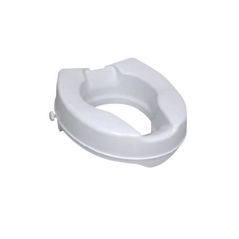 Rehausseur WC sans couvercle 5 cm
