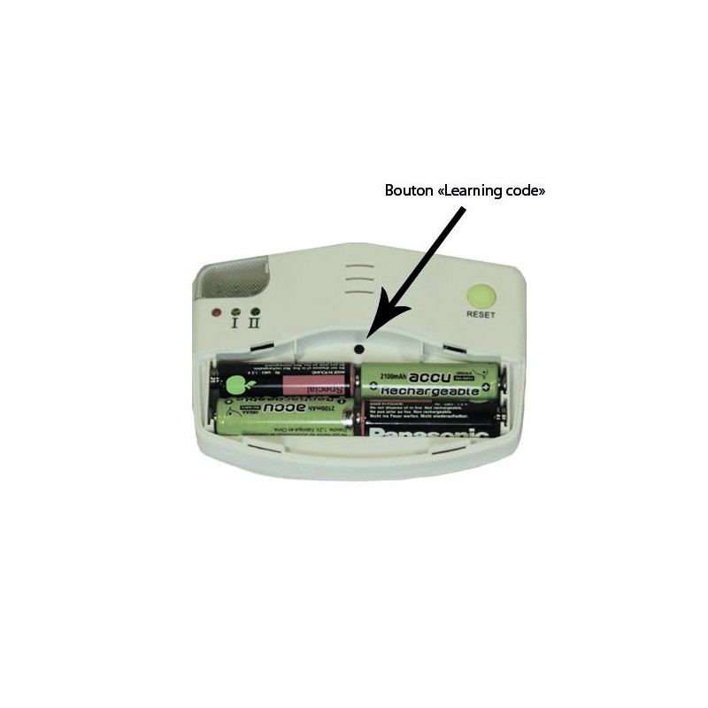 Système d'appel sans fil en pendentif