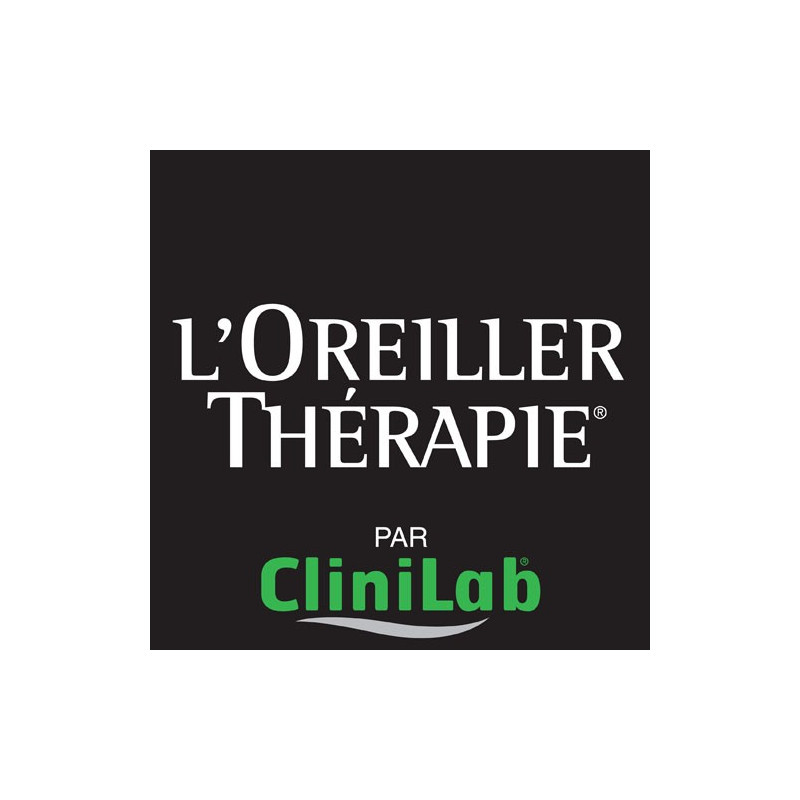 Oreiller ergonomique EXCELLENCE - Clinilab
