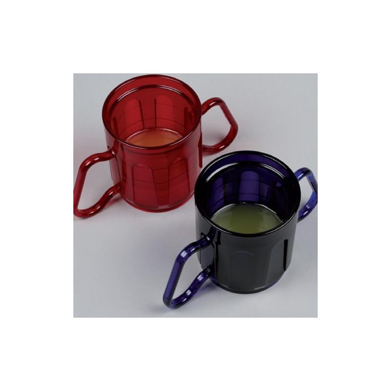 Tasse avec anses amovibles