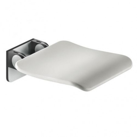 Strapontin de douche à assise carrée - FSB