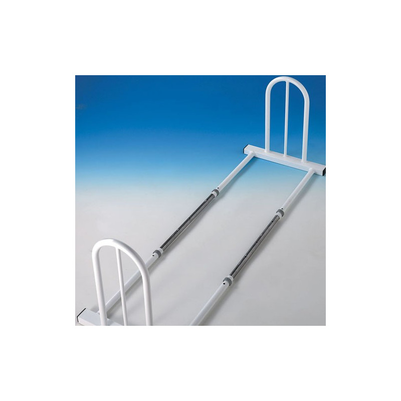 Barre de lit Easyrail double