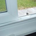 Butoir pour porte et fenêtre coulissante