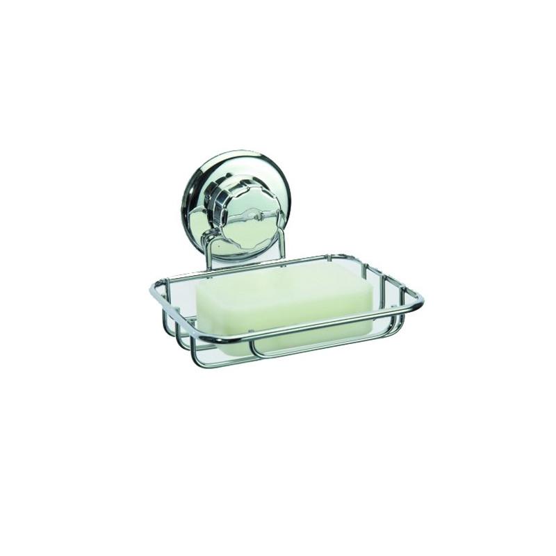 Porte savon éponge à ventouses