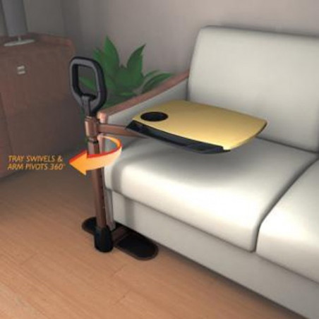 Tablette d'appui Sofa