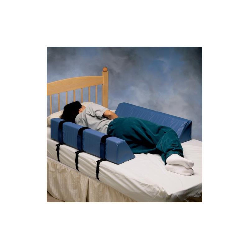 Paires de coussins de lit de sécurité
