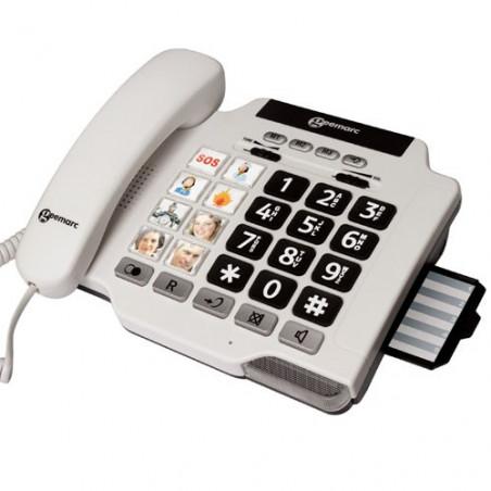 Téléphone Geemarc photophone 100