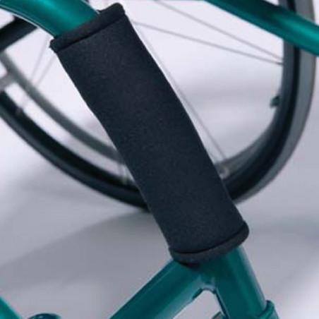 Enveloppe protectrice velcro pour tubes