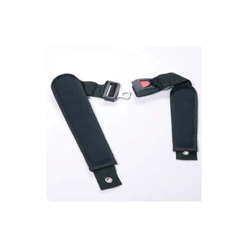 Housse gel pour ceinture de sécurité