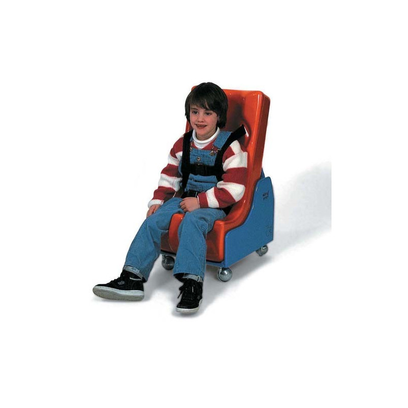 Ensemble siège mobile et cale de positionnement