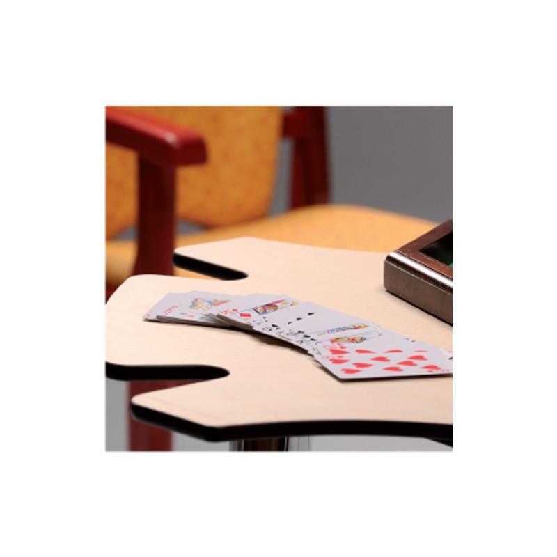 Table ergo'technik à hauteur variable 3+1